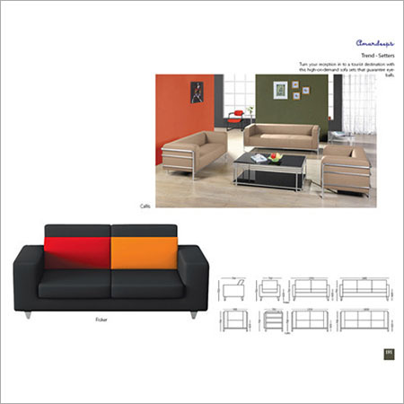 Trend Setters Faker  CaMs Furniture Sofa