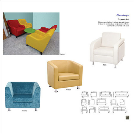 Corporate Sofa Nelson  Nick  Anchor
