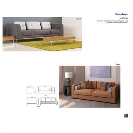 Furniture Sofa Series Parker  Picard