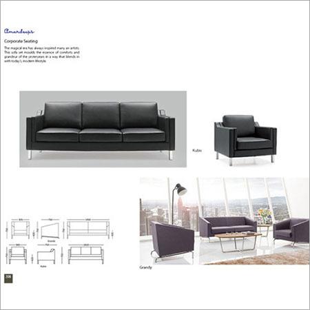 Corporate Seating Sofa Kublx  Grandy