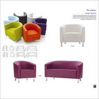 Lounge Chair Tub Series Rushla  Fushia