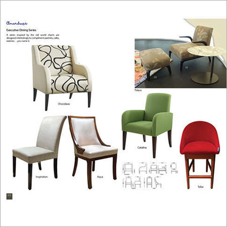 Executive Dining Chair Series Chocalava  Inspiration