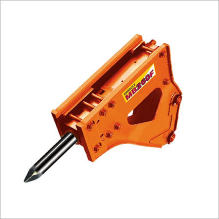 Medium Hydraulic Breaker