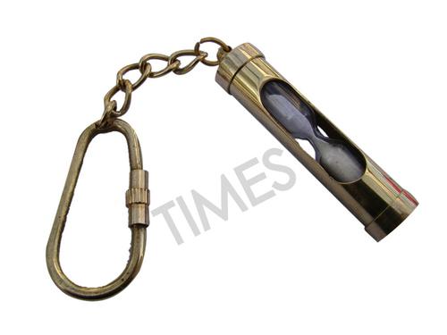 Sand Timer Keychain