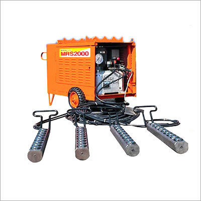 Hydraulic Rock Spliter