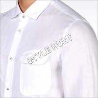Linen Shirt Front