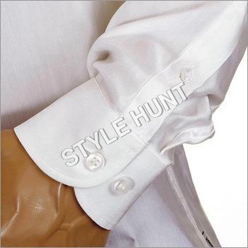 Cotton-Sleeves Shirt