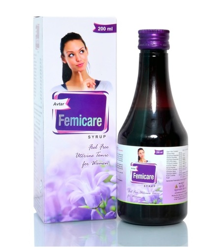 Femicare Syrup