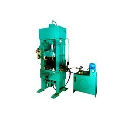 Automatic Hydraulic Transfer Moulding Press