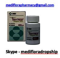 Isentress (raltegravir)