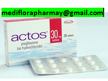 Actos Pioglitazone Tablets