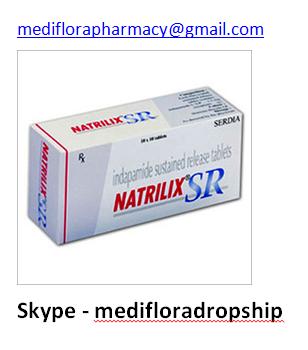 Natrilix SR Medicine