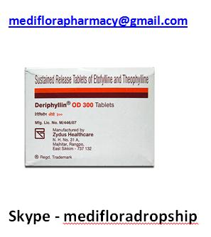 Deriphyllin Retard Medicine