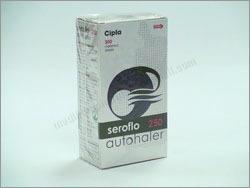 Seroflo 250 Autohaler