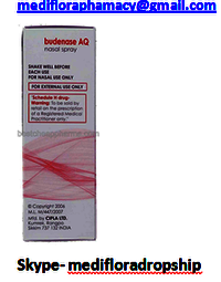 Budenase AQ Medicine