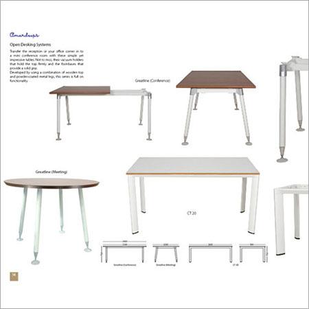 Open Desking Systems Greatline (Cluster-6) Greatline (Clu