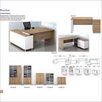 L Series Office Desk