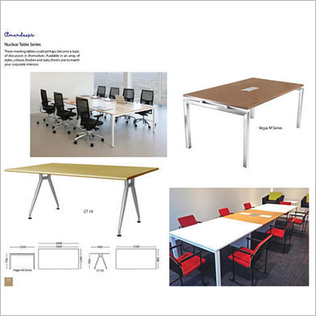 Nuclear Table Series CT 19  Vegas M Series