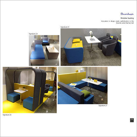 Modular Seating Signature 25 Signature 24