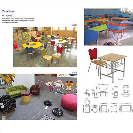Pre - Nursery EDU 01 Candy Furniture