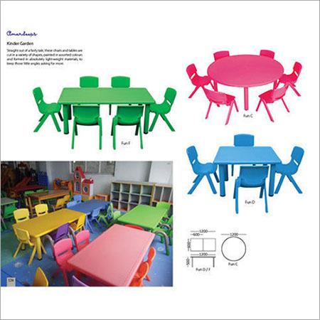 Kinder Garden Table