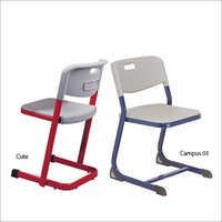 Gen-X Desk & Chair Campus (02 Seater)  Campus (01 Sea