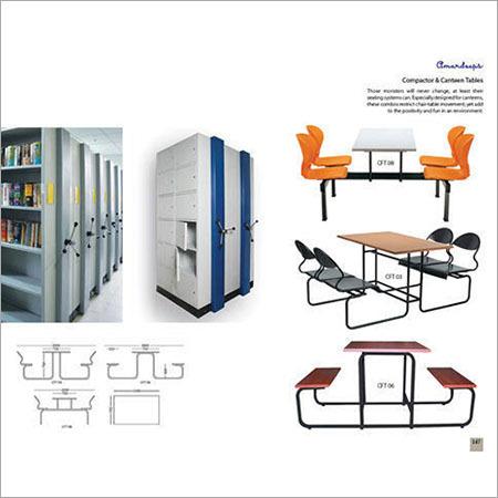 Compactor & Canteen Tables
