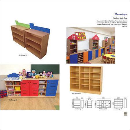 Reedom Book Case Art Storage 05 Art Storage 04