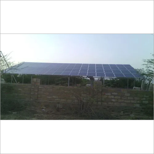 10 HP Solar Water Pump