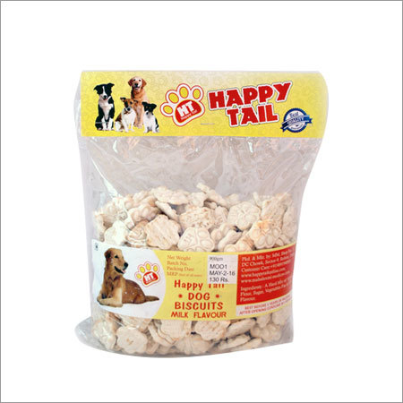 HAPPY TAIL MILK BISCUITS