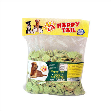 HAPPY TAIL VEG BISCUITS