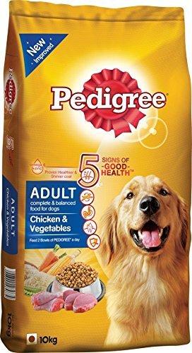 Pedigree Chicken And Veg