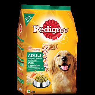 Pedigree Vegetarian 3KG