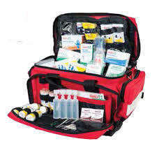 FIRST AID KIT, PORTABLE