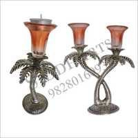 Designer Khajoor T- Light Holders