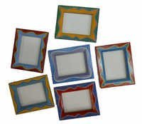 Brass Handicraft Family Photo Frames