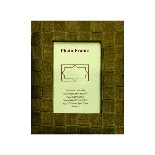 Hand Made Paper Photo Frame