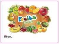 Fruits Cutout