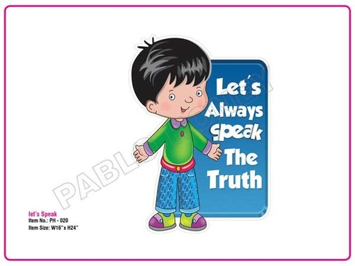 Iet's Speak Cutout