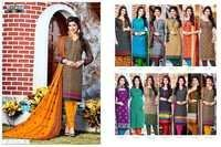 Ladies Flavour Cotton Salwar Suit