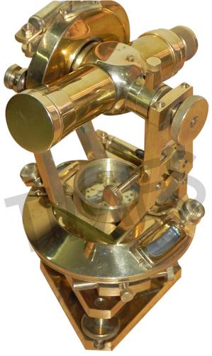 Brass Theodolite