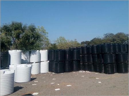 Black Water Storage Tank