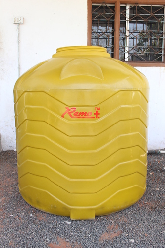 Yellow Water Storage Tank