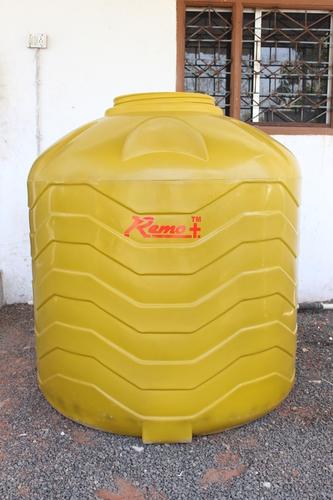 Yellow Water Storage Tank
