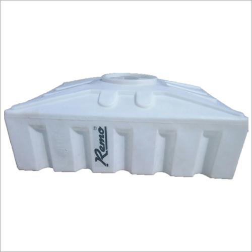 White Loft Tank