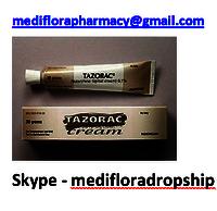Generic Tazorac Medicine