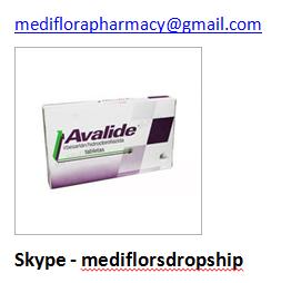 Avalide Tablets