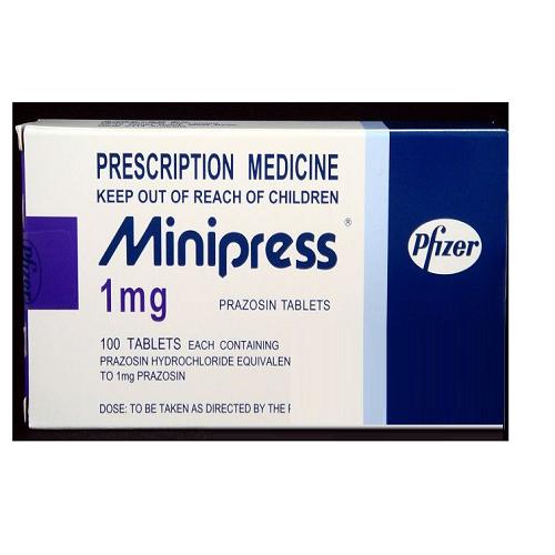 Minipress XL Medicine