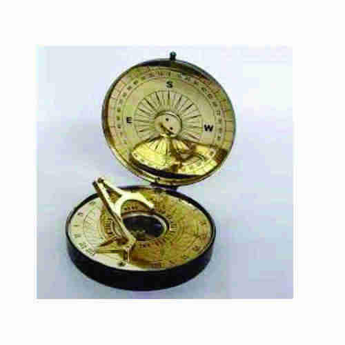 Antique Desktop Nautical Compass