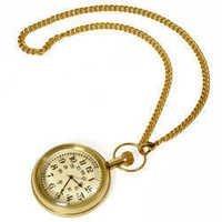 Decorative Gandhi Pocket Watch